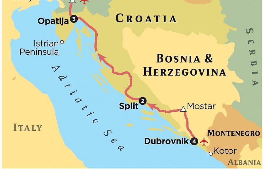 Travel To Croatia 14 Day Land Tour Grand Circle Travel