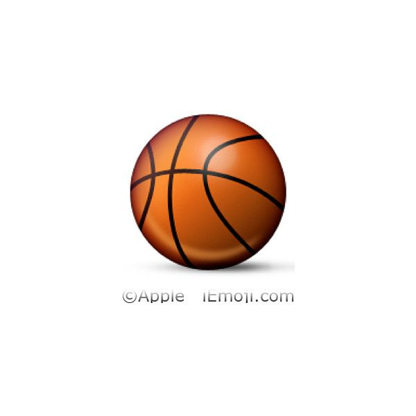 Basketball And Hoop Liked On Polyvore Featuring Jewelry Earrings Emojis Iemoji And Hoop Earrings Basketball Plays Basketball Emoji Basketball Ball
