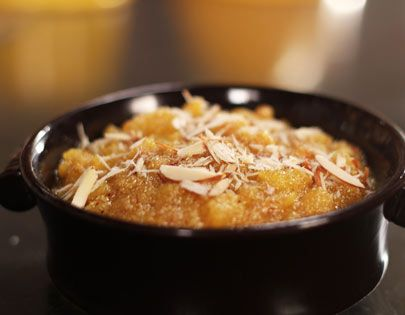 Pineapple adds a special flavour and taste to the popular suji halwa recipe by masterchef sanjeev kapoor pineapple adds a special flavour and taste to the popular suji halwa forumfinder Gallery