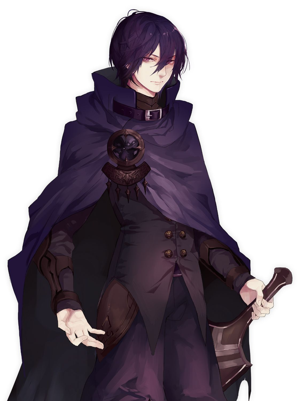 Black King (Yonshoku no Shihaisha)/1713152 Zerochan