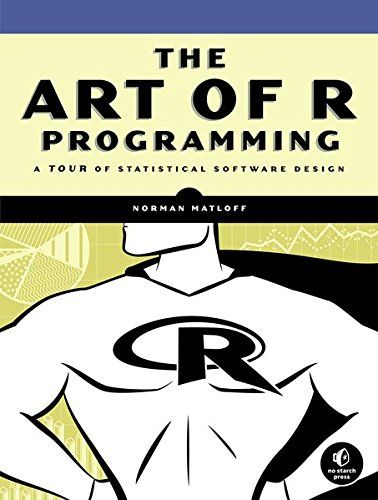The Art of R programming: tour of statistical software design