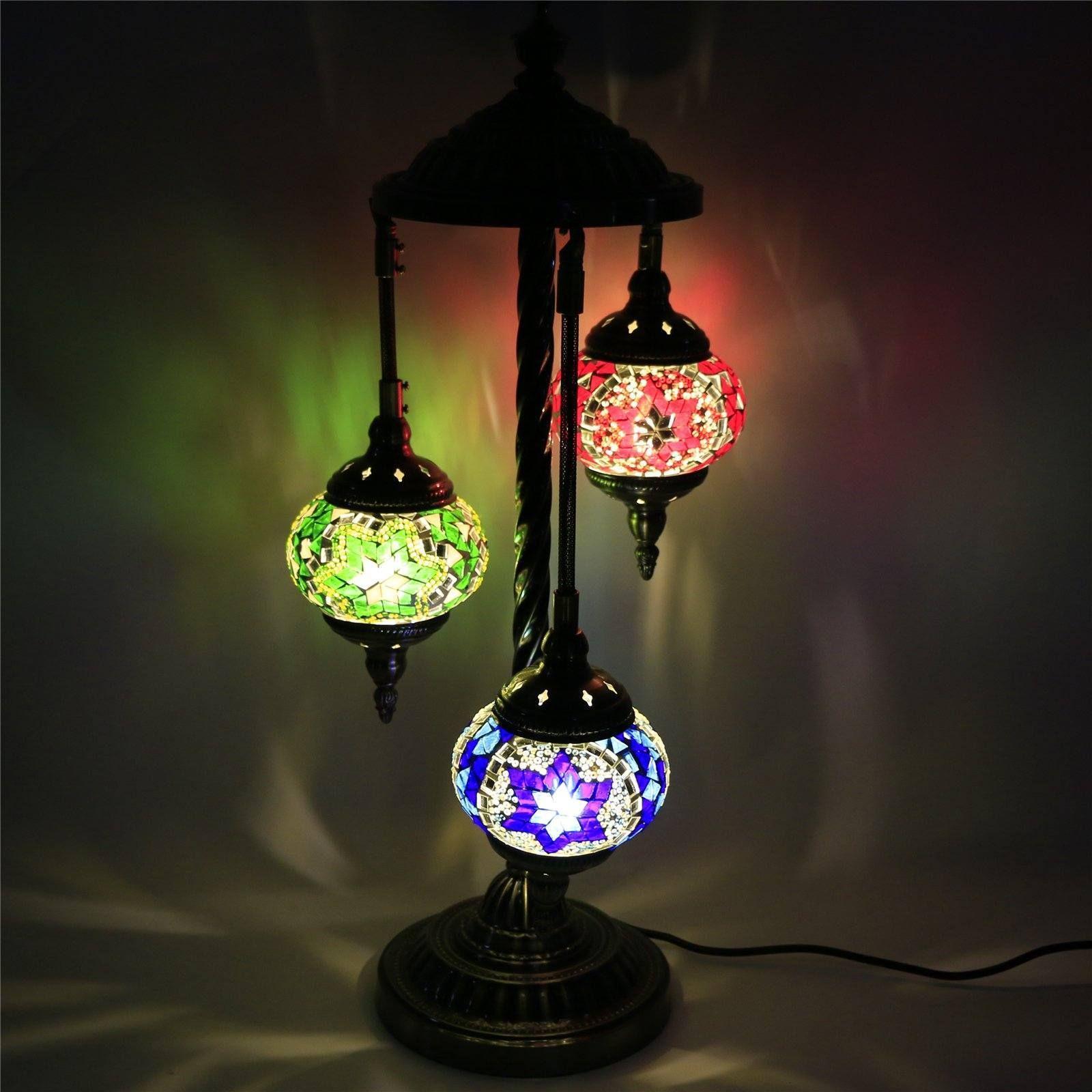 3 Shade Turkish Floor Lamp 27 9 Unique Lamps Modern Lamp Lamp