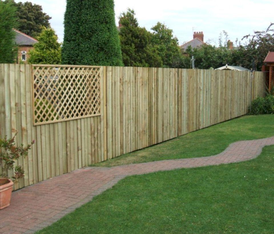 44 Modern Privacy Fence Ideas For Backyard Rustic Garden Fence