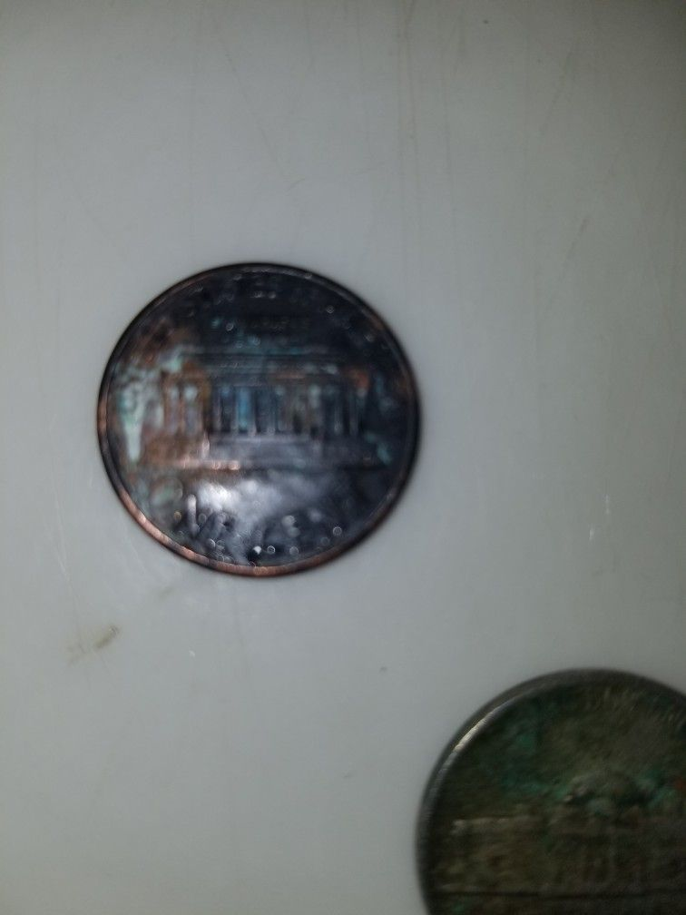 Pin by Phillip Conger on MAJOR ERROR COIN 1989 NO MINT MARK PENNY IS