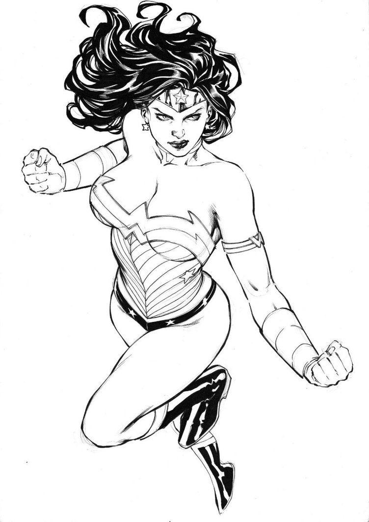 Wonder Woman by Fredbenes on DeviantArt
