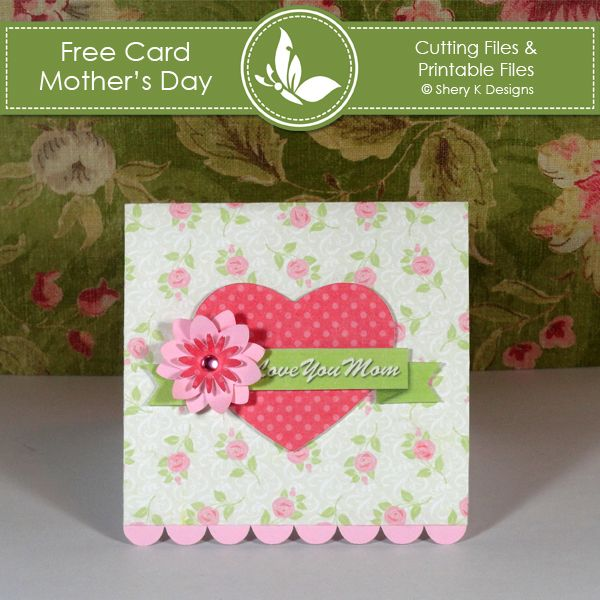 Free Making Card Kit - Mother's Day http://www.mygrafico.com ...