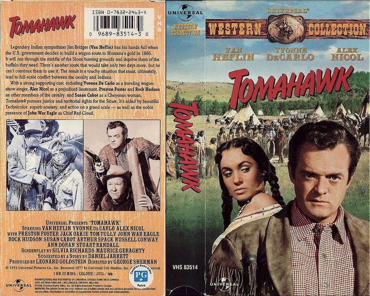Tomahawk - 1951 - George Sherman