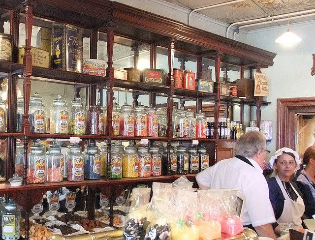 Traditional Sweets Jubilee Sweet Shop in Beamish in 2020