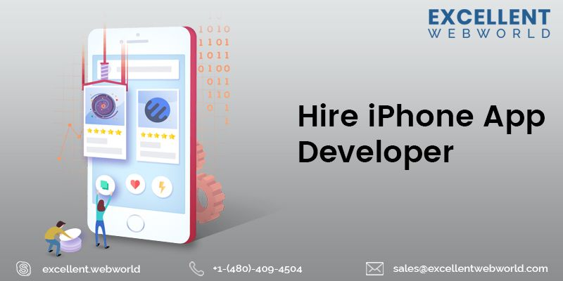 Looking for Top iPhone app developers? Hire professional