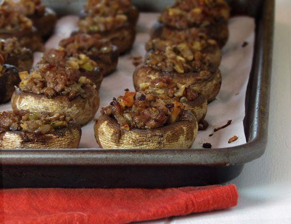 ideas about Paleo Stuffed Mushrooms on Pinterest | Stuffed Mushrooms ...