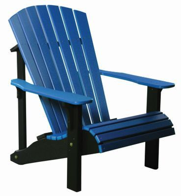 Made from high density polyethylene which is composed of over 90% recycled waste, this deck chair stands tall on its credentials of being environmental friendly. With no chances of any splintering or cracking, this deck chair will certainly last a handful of years.