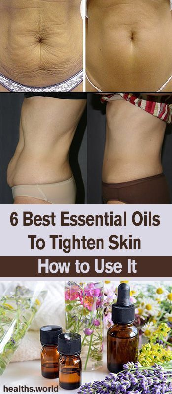 6 Best Essential Oils To Tighten Skin How to Use It #fitness #beauty #hair #work #SkinTighteningBell...