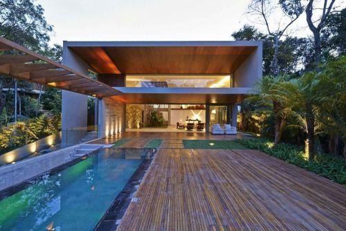 Bosque da Ribeira Residence by Anastasia Arquitectos @archatlas...