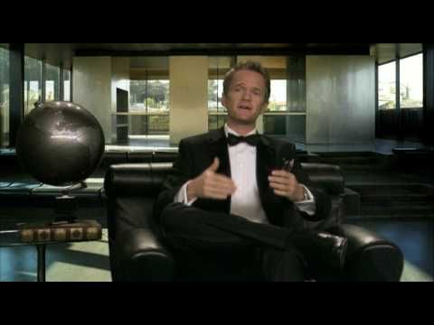 How I Met Your Mother - Barney Stinson Video Resume Builder - barney stinson resume