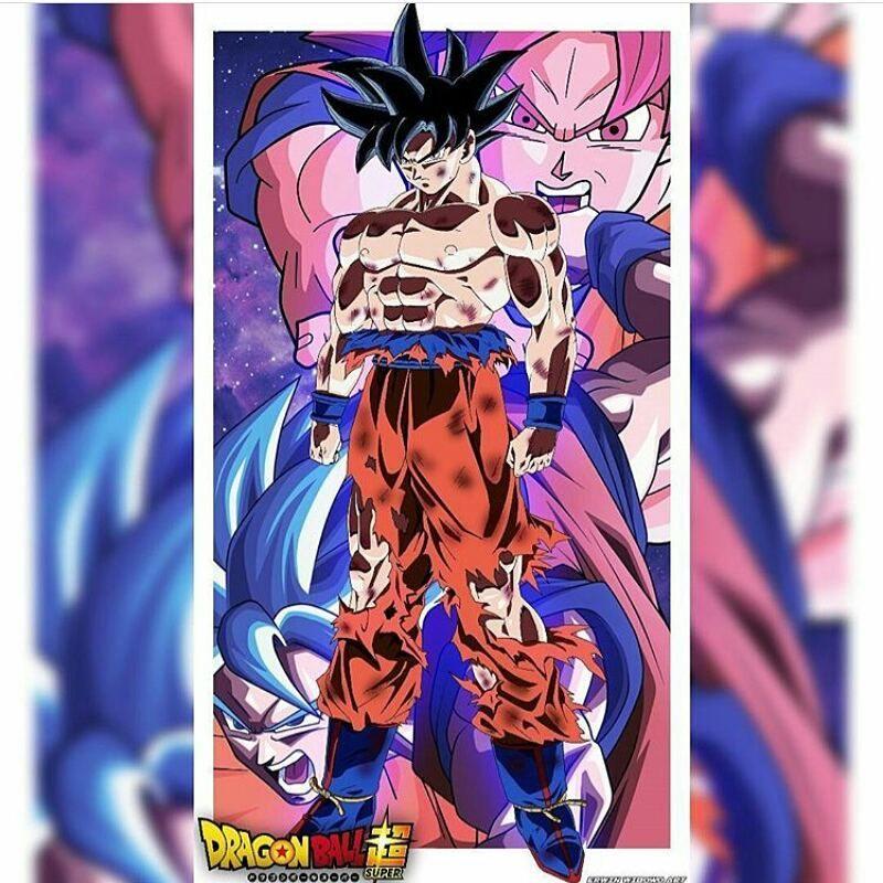 Goku Dies Hit
