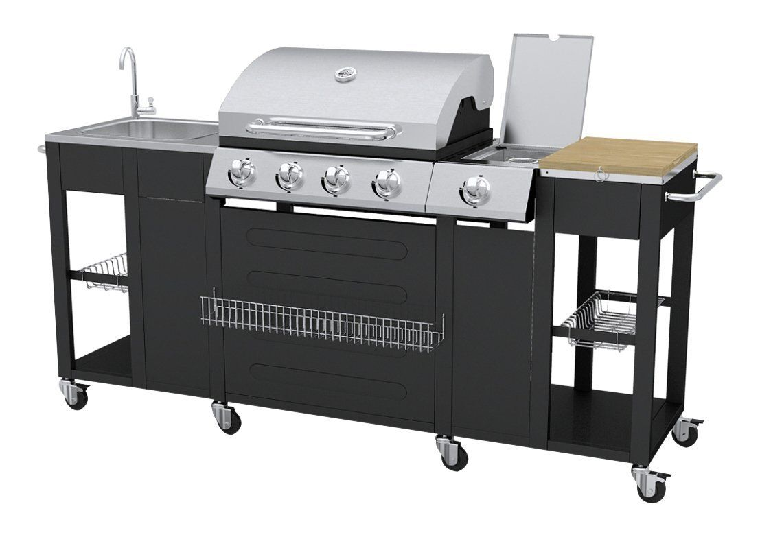 Kbabe Holzkohlegrill Test : Vidaxl 40425 grill barbecues & grills: amazon.de: küche & haushalt