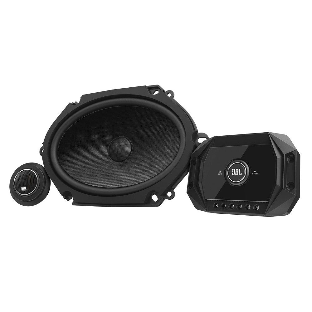 JBL Stadium GTO 860C 6x8 2-Way Stadium Component Speakers, Black #componentspeakers