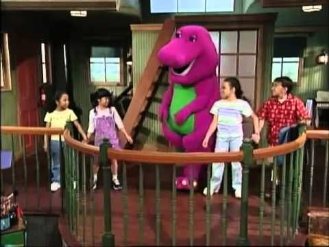 Barney - I Love You Song   Music Videos for Kids   I love