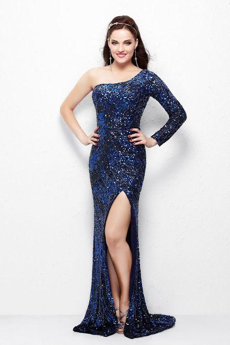 Primavera Couture Prom Dress 1124_MIDNIGHT | Dress | Pinterest ...