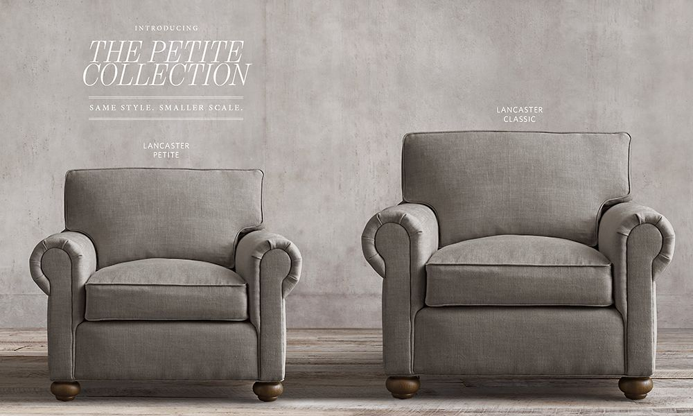 The Petite Collection Same Style Smaller Scale Restoration