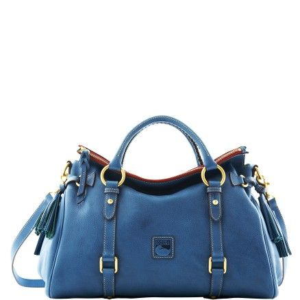 Add A Pop Of Color With Blue Or Red I Was Having Hard Time Choosing Dooney Bourke Satchel