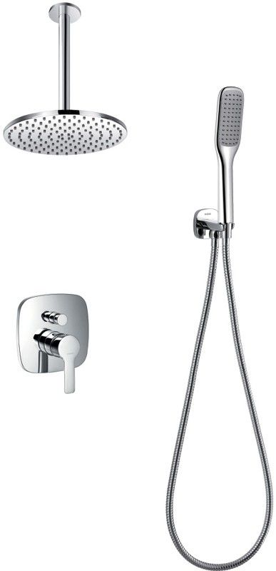 Flova Urban Concealed Manual Shower Mixer 2-Way Diverter with ...