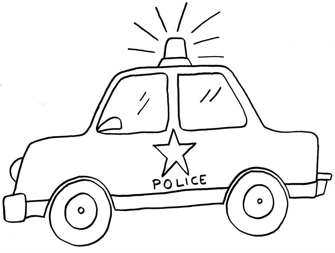 Police Cars | Cars Coloring Pages | Pinterest | Police cars, Color ...