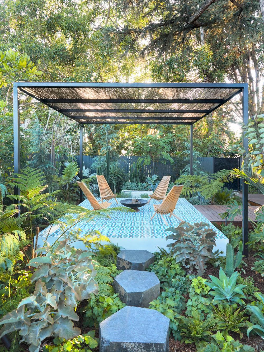 Eight Creative Talents Writing The Next Chapter In California Design Backyard Pergola Outdoor