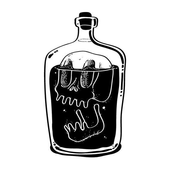 Dibujos De Botellas Tumblr