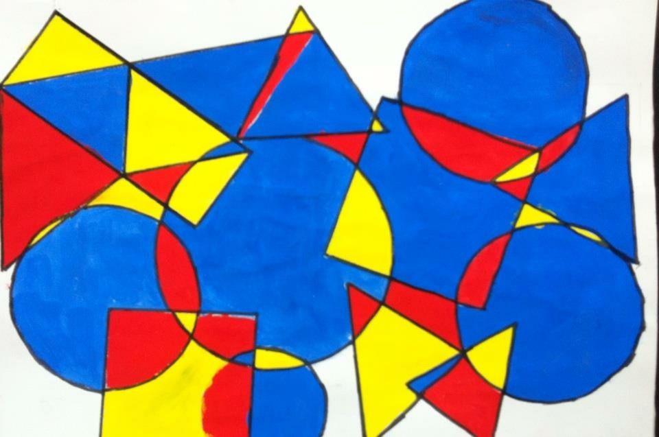 Ejercicios de abstraccion geometrica