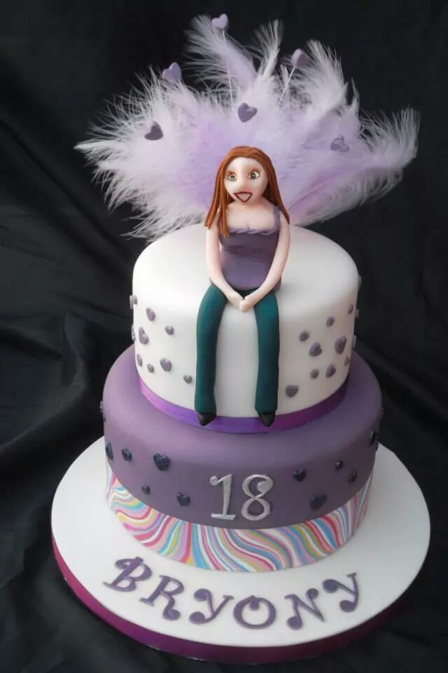 Latest birthday cake made for same daughter 2yrs on from when I