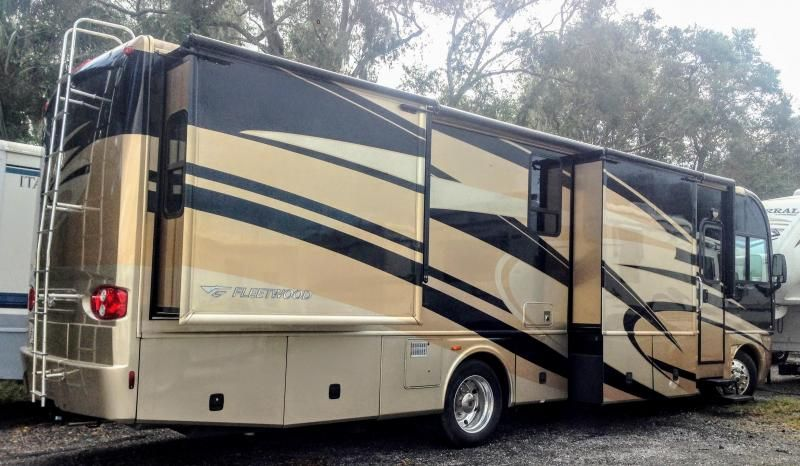 2007 fleetwood rv pace arrow 35a small rvs for sale