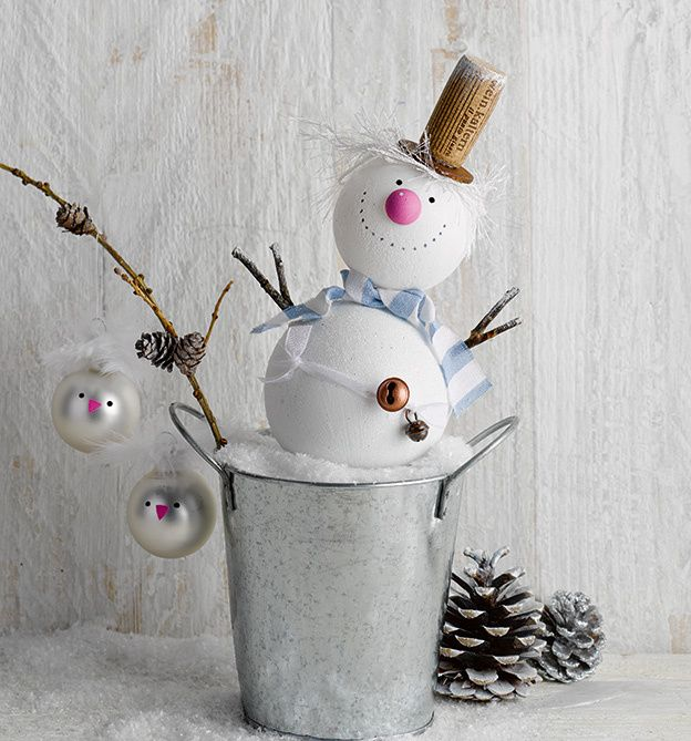 kugelkerlchen zu weihnachten weihnachten pinterest weihnachten basteln. Black Bedroom Furniture Sets. Home Design Ideas