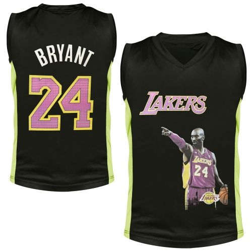 2515ceaea2d ... kobe bryant los angeles lakers youth championship glory basketball jersey  black