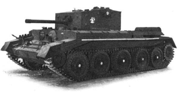キャバリア巡航戦車