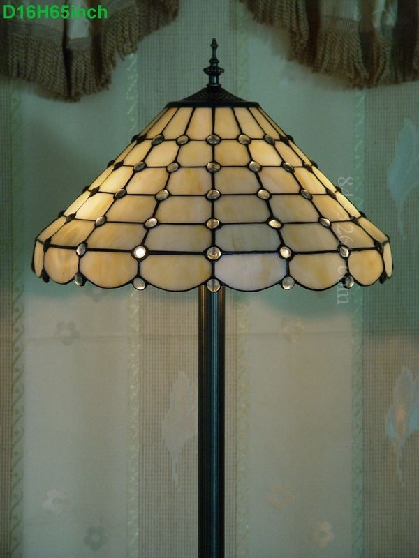 Pearl Tiffany Lamp	16S8-50F5