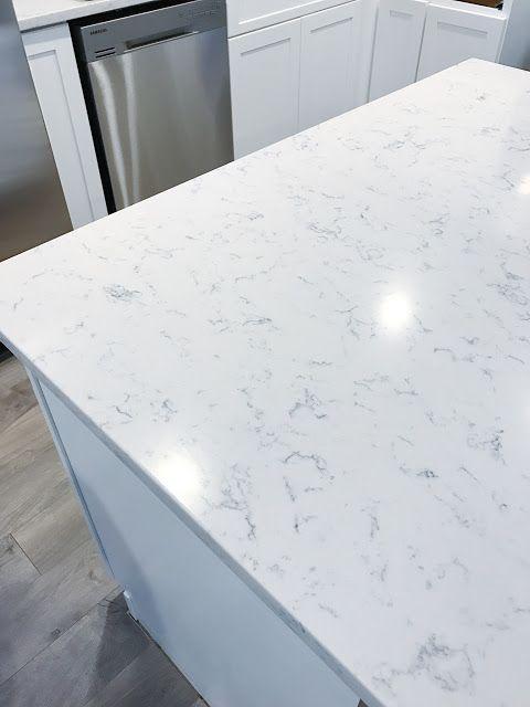 Silestone Lyra White Marble Quartz Countertop Dani Rose