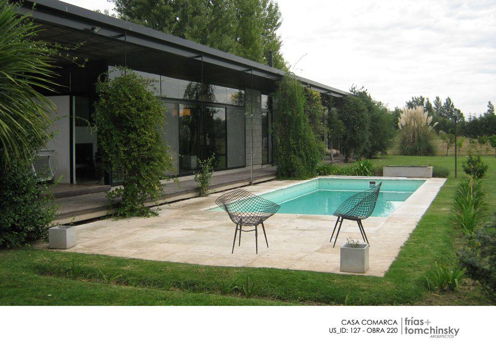 Casa Comarca - frías + tomchinsky arquitectos - Capilla del Señor - Argentina