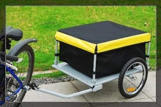 Fold Up Bike Trailer Bike Trailer Fold Up Bicycle Cargo Trailers