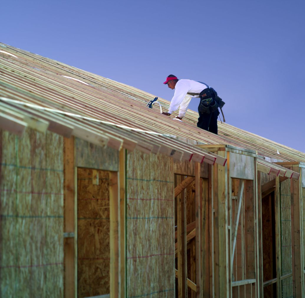 How To Increase The Roof Pitch On My Mobile Home Hunker Remodeling Mobile Homes Mobile Home Mobile Home Roof