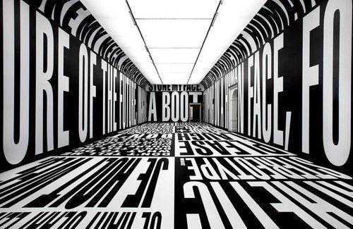 typografie room