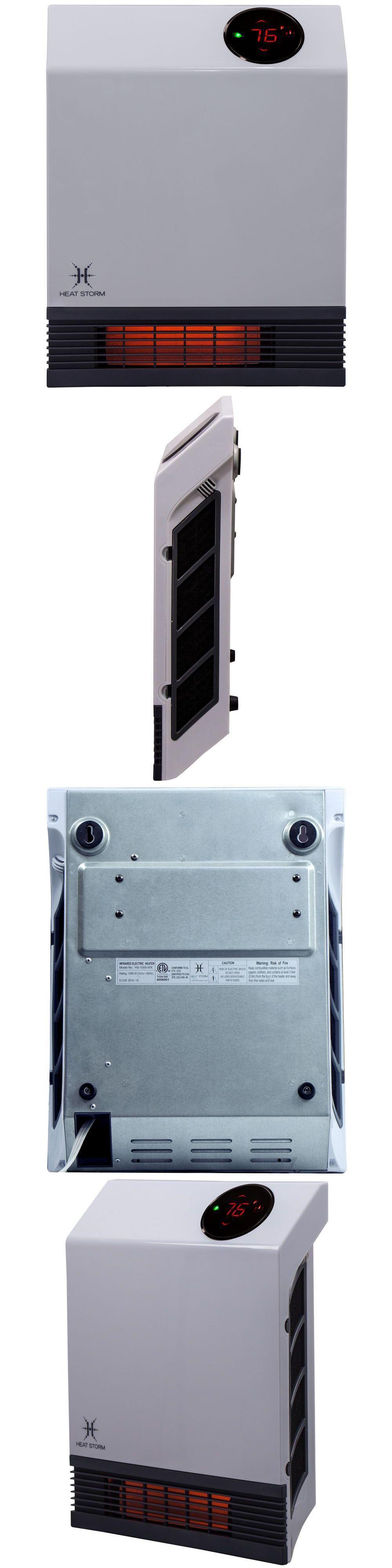 Details about Heat Wall Unit 1,000Watt Infrared Quartz