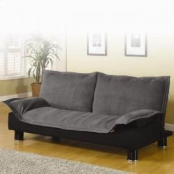 Coaster Convertible Sofa Contemporary