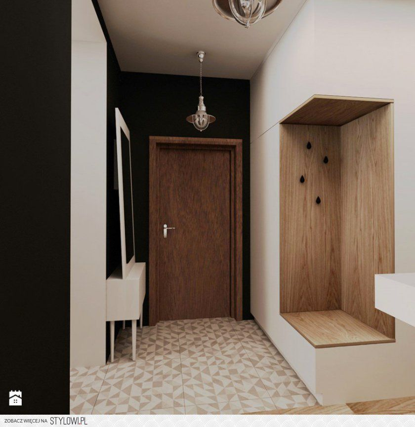 pingl par in studio sur przedpok j anteroom garderobe flur flure et garderobe st nder. Black Bedroom Furniture Sets. Home Design Ideas