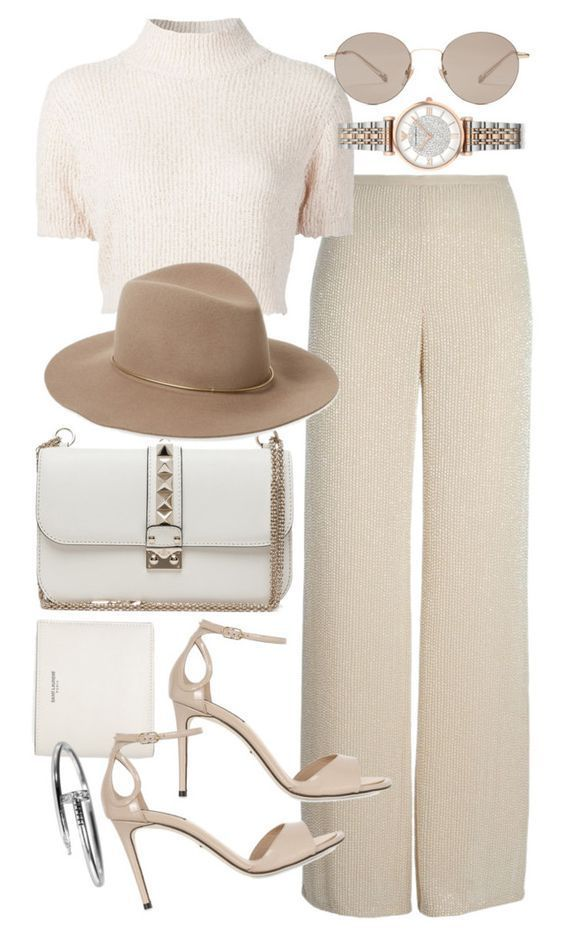 Photo of All Beige Outfit Inspiration