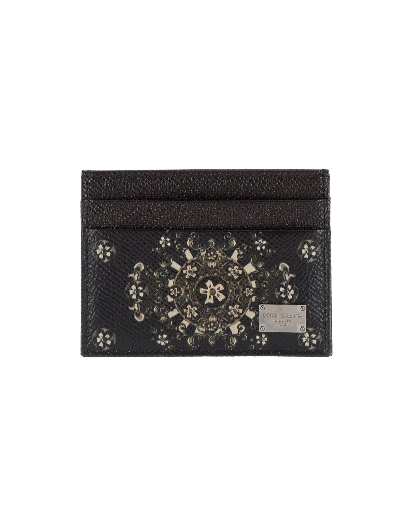 Pequeños Artículos De Cuero - Portadocumentos De Dolce & Gabbana a80pT4p
