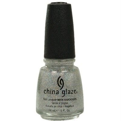China Glaze - Fairy Dust This glitter makes any polish look amazing!! Adds a little sparkle and livens up any mani!!