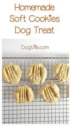 Soft doggie cookies for older dogs with allergies recipe soft doggie cookies for older dogs with allergies forumfinder