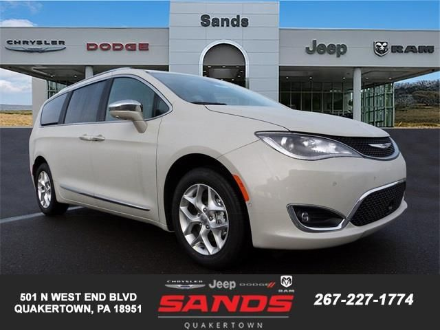 2020 Chrysler Pacifica Limited Chrysler Pacifica Chrysler Jeep