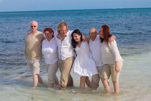 Sesiones familiares cancun riviera maya tulum for Apartahoteles familiares playa